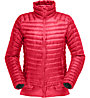 Norrona Lofoten Super Lw Down - giacca in piuma alpinismo - donna, Red