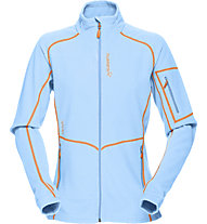 Norrona Lofoten warm1 - Fleecejacke Wander - Damen, Ice Blue