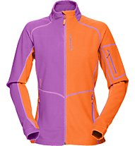 Norrona Lofoten warm1 - giacca in pile scialpinismo - donna, Violet
