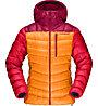 Norrona Lyngen Down 850 - Daunenjacke mit Kapuze - Damen, Pink/Orange