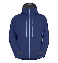 Norrona Lyngen hybrid - Giacca ibrida scialpinismo - uomo, Blue