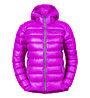 Norrona Lyngen lightweight down750 Jacke Damen, Pumped Purple