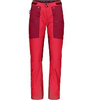 Norrona Lyngen Windstopper - Skitourenhose - Damen, Red