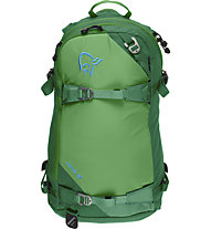 Norrona Narvik Pack 20L, Chrome Green