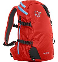 Norrona Narvik Pack 25, Tasty Red