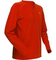 Norrona Narvik tech+ - kurzes Funktionsshirt - Damen, Tasty Red