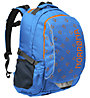 Norrona Svalbard 20L - Tagesrucksack - Kinder, Light Blue/Orange