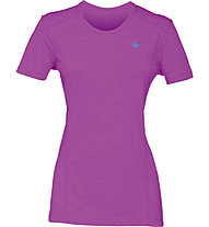 Norrona Wool - Trekking T-Shirt - Damen, Purple