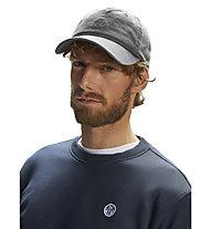 North Sails Baseball Logo Embroidery - cappellino, Grey