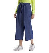 North Sails Chino Wide Leg Coulisse - pantaloni - donna, Blue