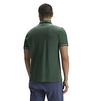 North Sails Polo S/S W/Embroidery - Poloshirt - Herren, Green