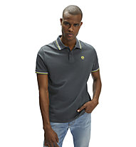 North Sails Polo S/S W/Embroidery - Poloshirt - Herren, Grey