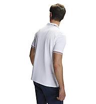 North Sails Polo S/S W/Embroidery - Poloshirt - Herren, White