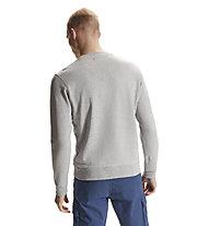 North Sails Round Neck W/Logo - Pullover - Herren, Grey