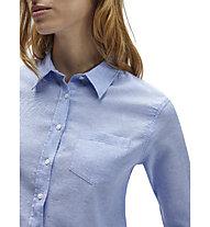 North Sails Shirt 3/4 Sleeve Point Collar - Bluse - Damen, Blue