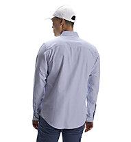 North Sails Shirt L/S Point Collar - Hemd - Herren, White/Blue