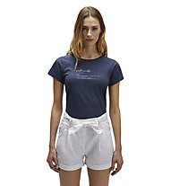 North Sails T S/S W/Graphic - T-Shirt - Damen, Blue