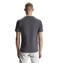 North Sails T-Shirt S/S W/Logo - T-Shirt - Herren, Grey