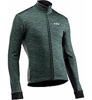 Northwave Blade - giacca bici - uomo, Dark Green