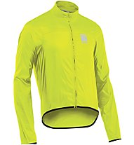 Northwave Breeze 2 - Fahrradjacke Hardshell - Herren, Yellow