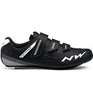Northwave Core - Fahrradschuhe, Black