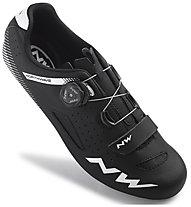Northwave Core Plus - Rennradschuhe, Black