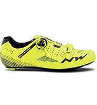 Northwave Core Plus - Rennradschuhe, Yellow