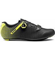 Northwave Core Plus 2 - Rennradschuhe - Herren, Black/Yellow