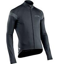 Northwave Extreme H2O LS - giacca bici antipioggia - uomo, Black