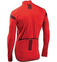 Northwave Extreme H2O LS - giacca bici antipioggia - uomo, Red