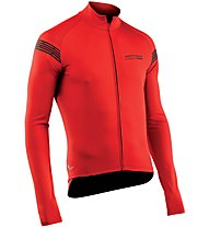 Northwave Extreme H2O LS - Fahrrad -Regenjacke - Herren, Red