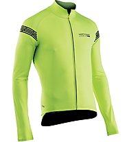 Northwave Extreme H2O LS - giacca bici antipioggia - uomo, Yellow