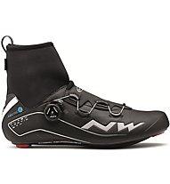 Northwave Flash Artic Gtx - scarpe bici da corsa - uomo, Black