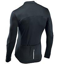 Northwave Force 2 - maglia bici a maniche lunghe - uomo, Black