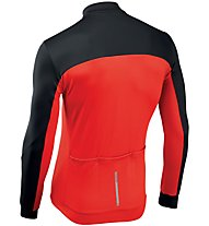 Northwave Force 2 - maglia bici a maniche lunghe - uomo, Black/Red