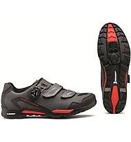 Northwave Outcross Plus GTX - Mountainbikeschuhe, Grey/Red
