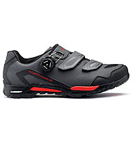 Northwave Outcross Plus GTX - Mountainbikeschuhe, Grey/Red