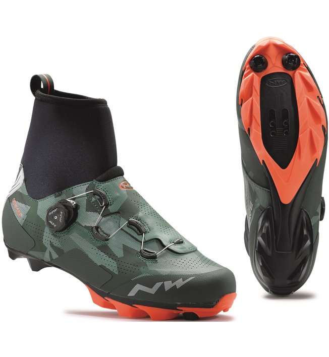 Northwave Raptor GTX - scarpe MTB - uomo, Camuflage