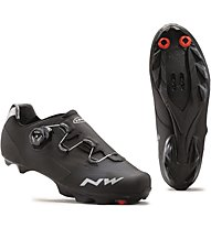 Northwave Raptor TH - Mountainbikeschuh, Black