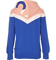 O'Neill Colour Block Hoodie - felpa con cappuccio - donna, Blue
