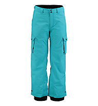 O'Neill Pantaloni snowboard Exalt Pants, Teal Blue
