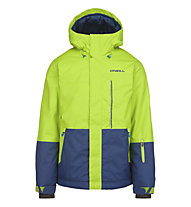 O'Neill District Snowboardjacke, Macaw Green