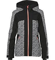 O'Neill Allure - giacca da snowboard - donna, Black/Pink