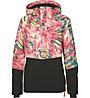 O'Neill Frozen Wave - giacca da snowboard - donna, Pink/Green