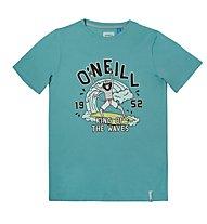 O'Neill LB King of Waves SS - T-shirt - bambino , Blue