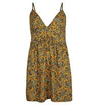 O'Neill LW Medi Aop - Kleid - Damen , Orange/Green