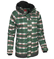 O'Neill Peridot Jacket, Green Aop