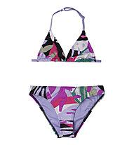 O'Neill PG Venice Beach Party - Bikini - Mädchen, Violet/Pink/Black