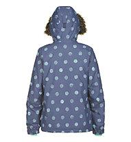 O'Neill Giacca sci bambina Radiant Jacket, Sunrise Blue