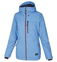 O'Neill Solo Snowboardjacke für Damen, Azure Blue